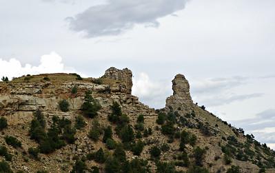 Chimney Rock NM