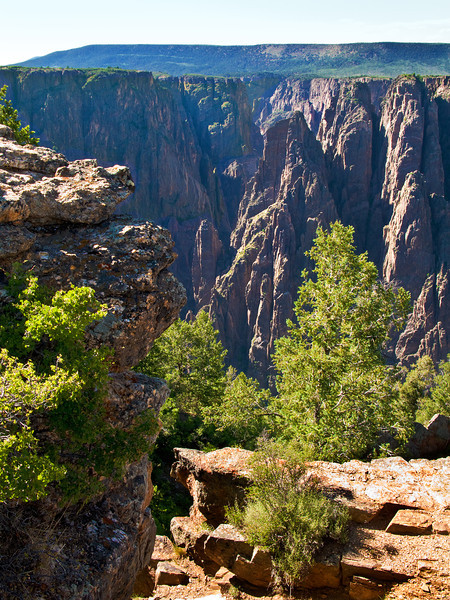 Black Canyon of the Gunnison NM 6, CO
