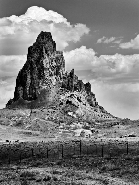 Monument Valley 11 B&W