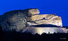 Crazyhorse at Night