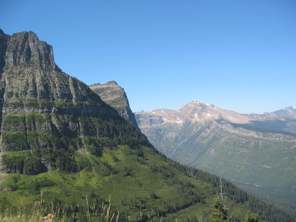 Glacier Park, Montana.