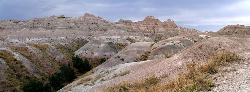 Badlands NP  2012