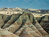 Banded Hills of the Badlands