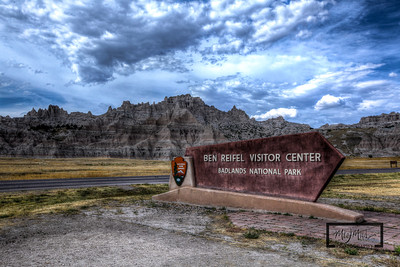 Badlands National Park  © Copyright m2 Photography - Michael J. Mikkelson 2012. All Rights Reserved. Images can not be used without permission.