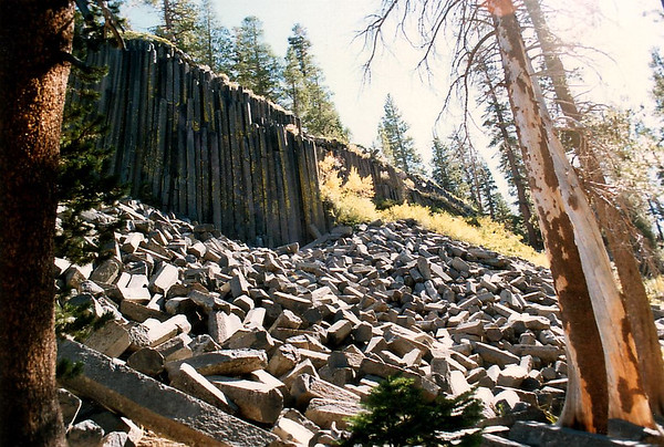 California - Devils Postpile NM