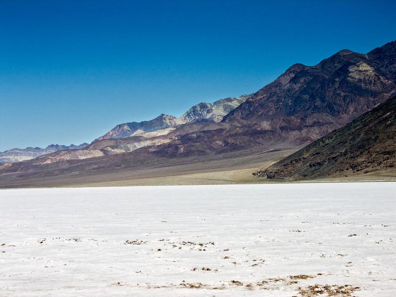 Hills near Badwater Salt Flats