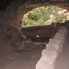This may have been a Kiva.  A Kiva is thought to be a Religious Building used by Men and Boys only.