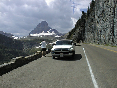 Northwest Tour 2000 - July-August, 2000  - Glacier National Park, Montana