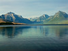 Misty Morning on Lake McDonald