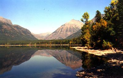 Glacier NP, Montana (91,97,2003)