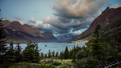 Glacier National Park Time Lapse  © Copyright m2 Photography - Michael J. Mikkelson 2012. All Rights Reserved. Images can not be used without permission.