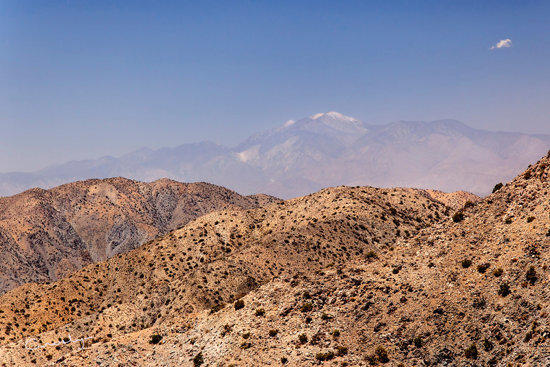 View from Keys Point of Mt. San Jacinto