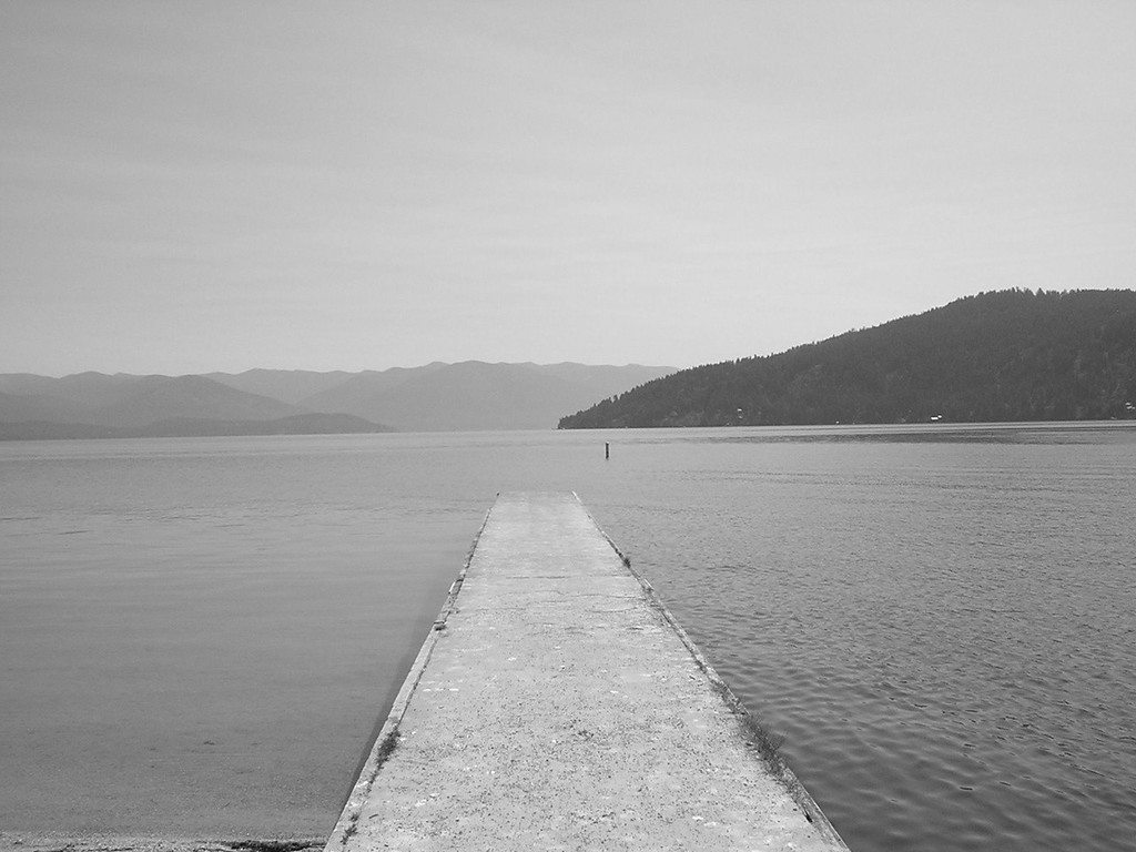 Lake Pend Oreille, Sandpoint, ID. Image Copyright 2003 by DJB.  All Rights Reserved.