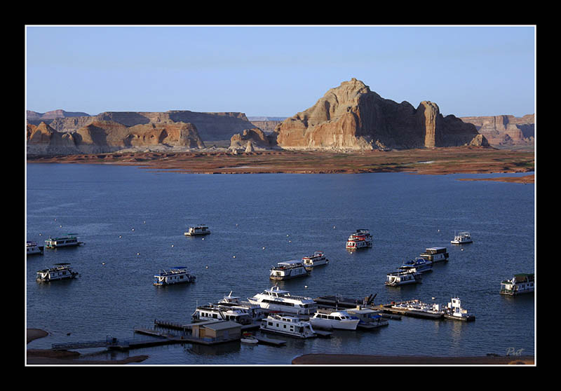 Lake Powell at Wahweap Lodge