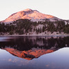 """Lassen Volcanic National Park.  Shot on Fujichrome Velvia 100 Professional film. Photofinishing and Scanning by North Coast Photographic Services  <a href=""""http://www.northcoastphoto.com/"""">http://www.northcoastphoto.com/</a>).  No post processing, except for cropping.  Image Copyright 2012 by DJB.  All Rights Reserved."""