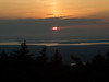 Sunset from Cadillac Mtn, Acadia NP, Maine