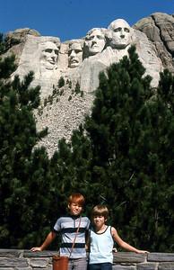 Mt Rushmore - #2   1974