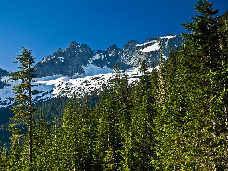 Glacier View 1