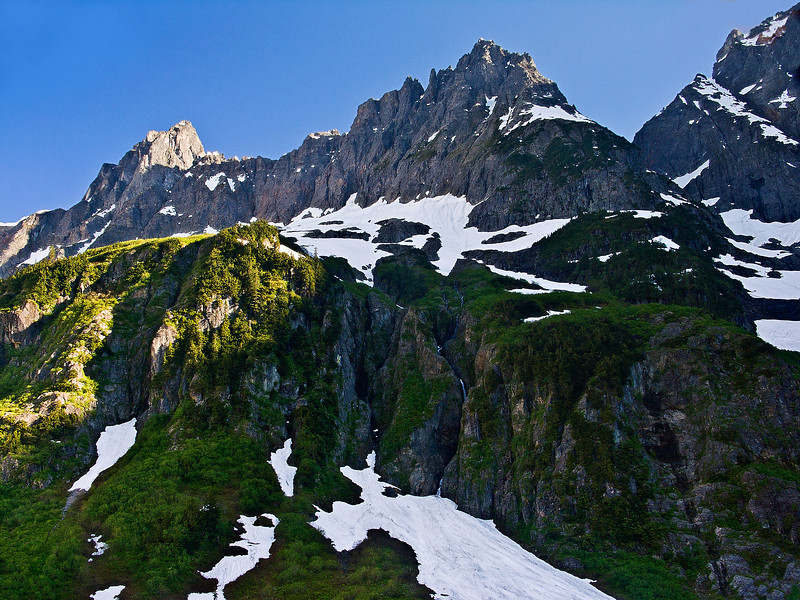 Rugged Ridge in the Cascades