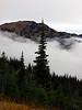 Hurricane Hill -- Trapped Clouds -- Hurricane Ridge