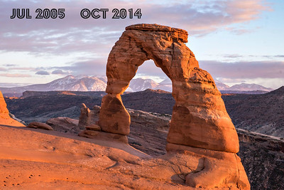 Arches  2005 - 2014