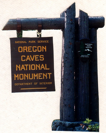 Oregon - Oregon Caves National Monument