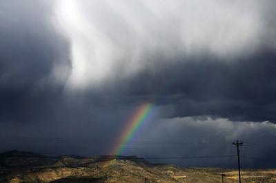 New Mexico Rainbow