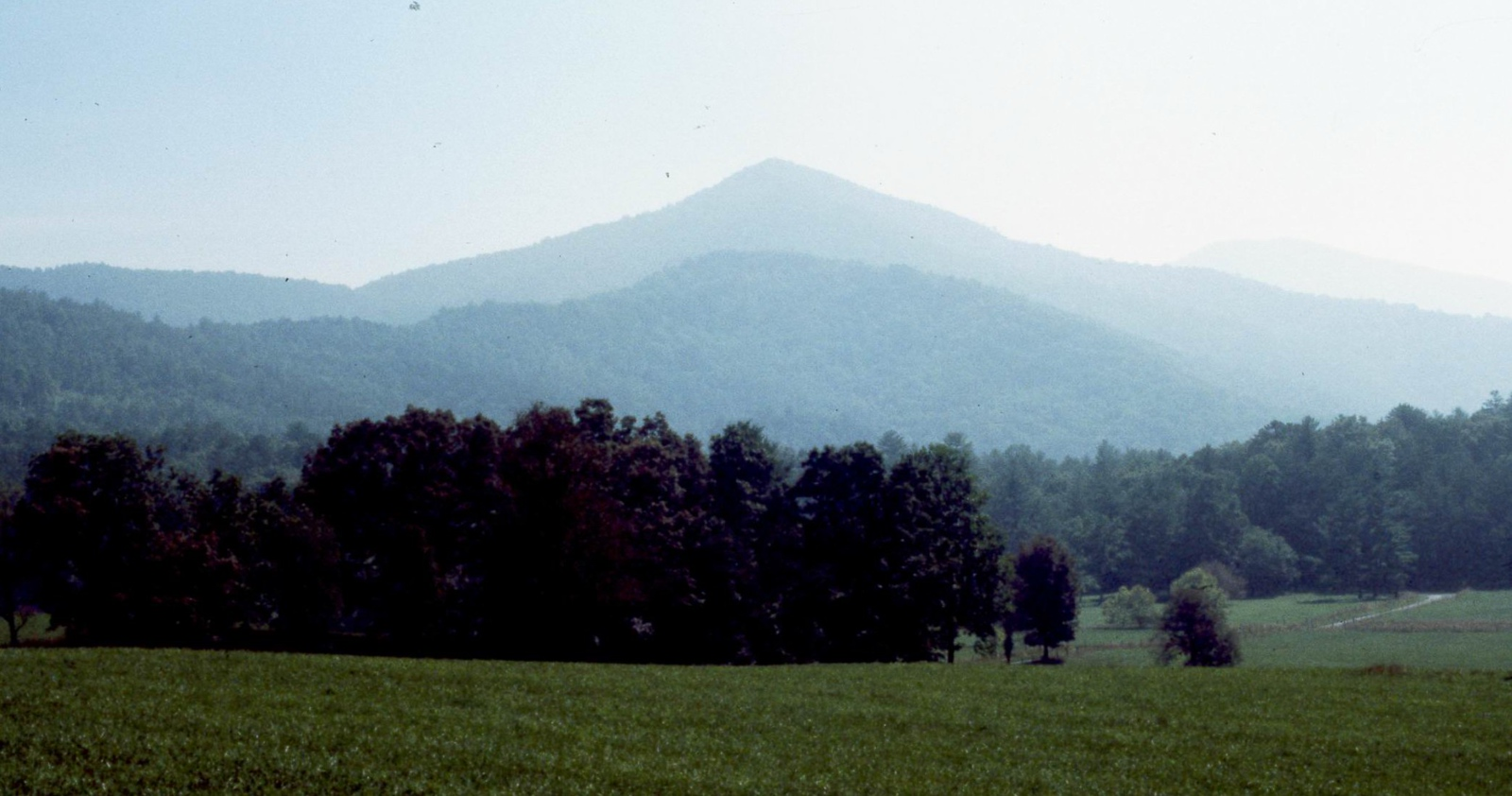 1977 Smokey Mt NP