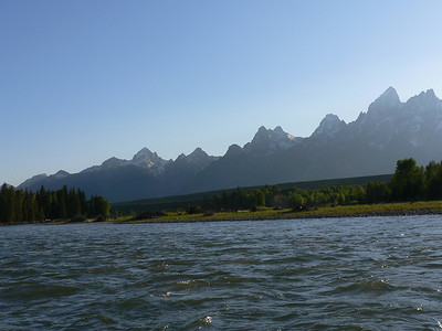 Snake River Scenic Float Trips