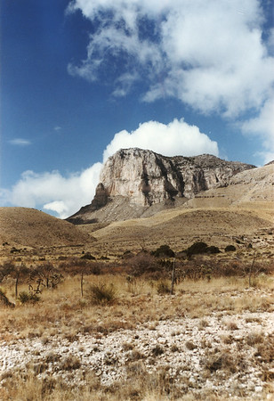 Texas - Guadalupe Mountains National Park