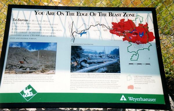 Washington - Mt Saint Helens National Park