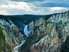 Yellowstone Falls & River