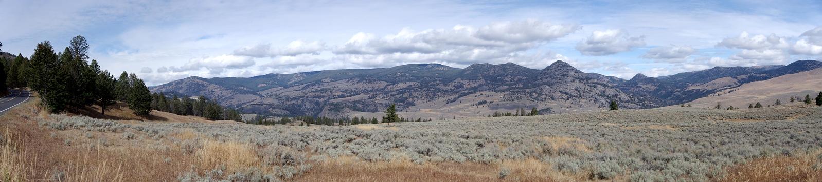 North Yellowstone NP