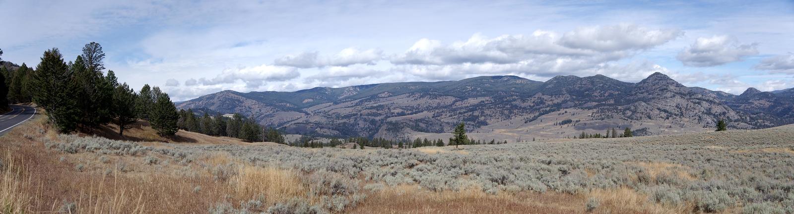 Northern Yellowstone NP