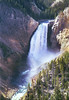 Falls of the Yellowstone, Yellowstone National Park, October 1, 1996