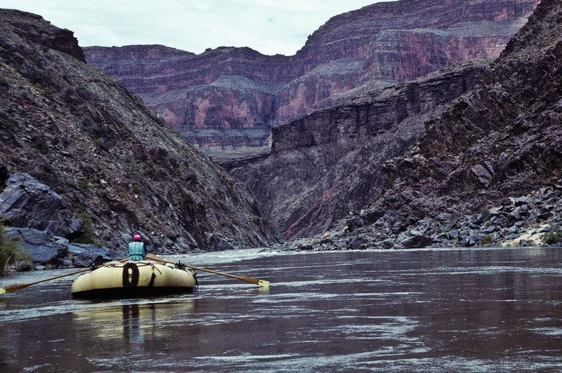Lonely life of the Freight Raft