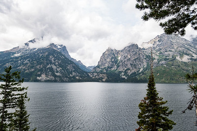 The Welcoming of Lake Jane - Grand Tetons