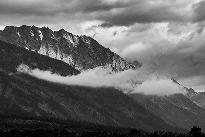 The Skirt of the Tetons