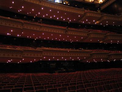 Auditorium of the National Theatre, Taipei, Taiwan