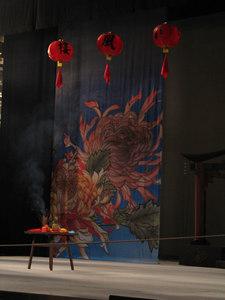 Rehearsal- Taiwanese Opera