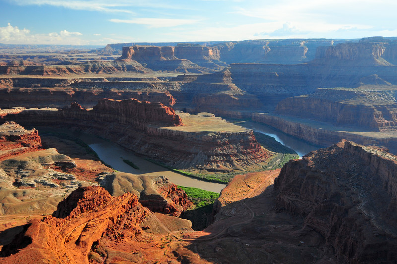 Dead Horse Point State Park, Utah, USA.