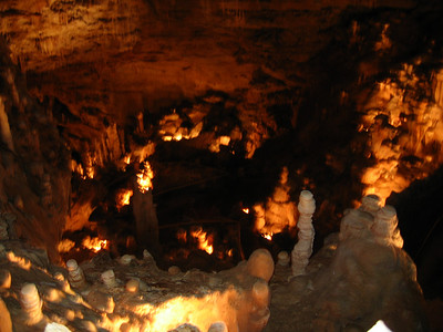 Natural Bridge Caverns, Texas