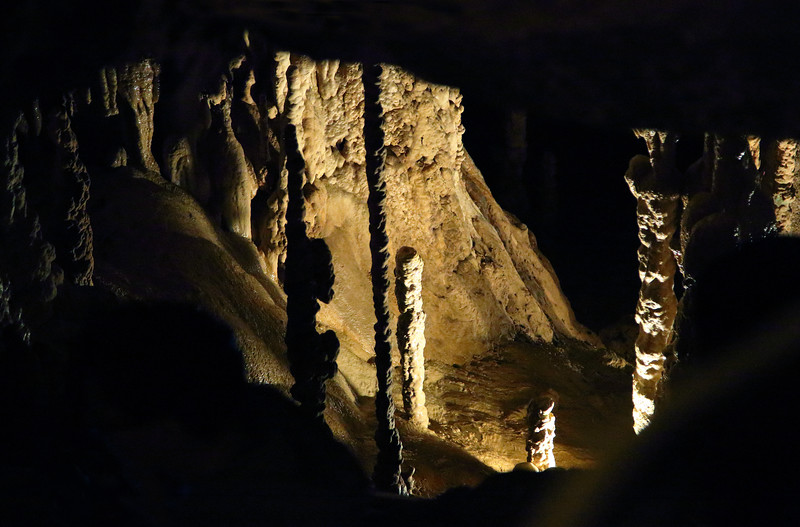 More, very-long stalagmites