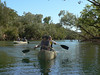 The start of a full day canoe trip on the Katherine river.