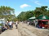 Puerto Jimenez beachfront.  A friendly, funky little town.