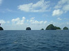 Boat trip through the Rock Islands, for snorkeling.
