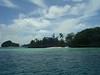 Three Palm Island, on the way to the next snorkel sight.