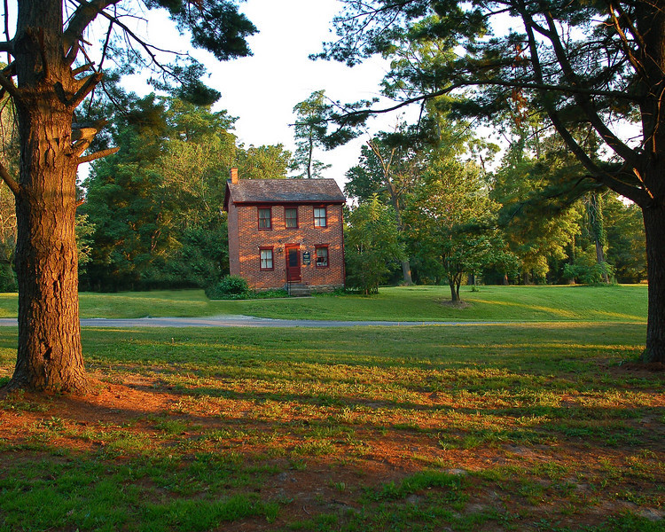 George Laub's House