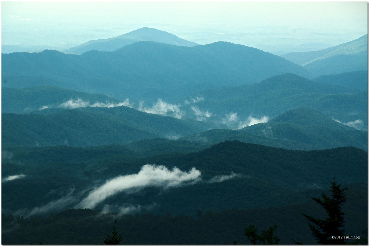 NC mountains