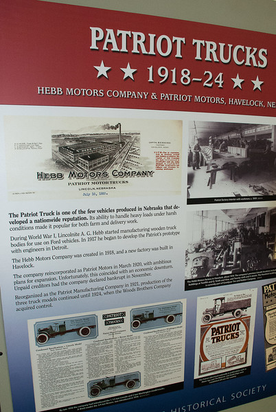 Info on Patriot Trucks, Lincoln, NE